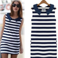 Let's Set Sail Dress from P.S. I Love You More Boutique