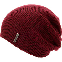Spacecraft Quinn Berry Purple Slouch Beanie