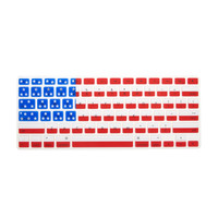 American Flag Keyboard Cover