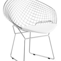 Net Dining Chair White