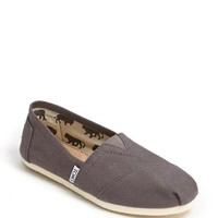 TOMS 'Classic' Canvas Slip-On (Women)