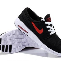 """Nike SB Stefan Janoski Max"" Men Sport Casual Small Air Cushion Sneakers Running Shoes"