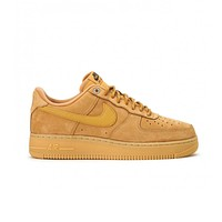 Nike Men's Air Force Low '07 WB Flax Wheat Brown