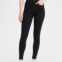 Highest Waist Jegging, Black