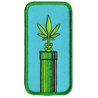 IDCA Weed Patch (Limited Edition)