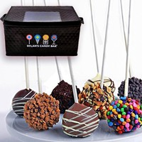 Dylan's Candy Bar Chocolate-Dipped Cake Pops