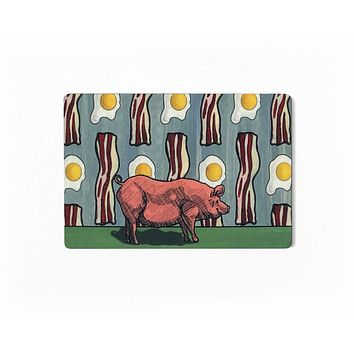 Pig Fridge Magnet - Bacon Home Decor