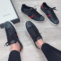 Gucci Woman Men Fashion Casual Sneakers Sport Shoes-21