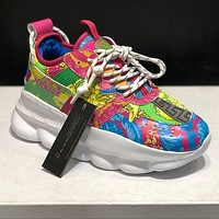 Versace Chain Reaction Sneakers-2