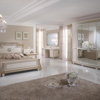 Art Nouveau bedroom set Liberty Collection by Arredoclassic