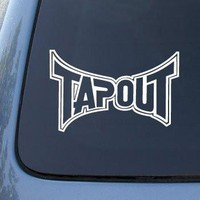 TAPOUT Logo Vinyl Sticker Decal Car Truck Windon Wall Laptop notebook