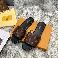 LV New slippers