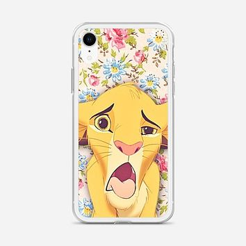 Zimba The Lion King iPhone XR Case