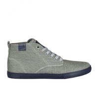 Leon in Grey & Navy