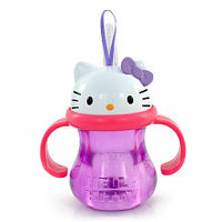 Munchkin Hello Kitty 8 Ounce Character Toddler Cup