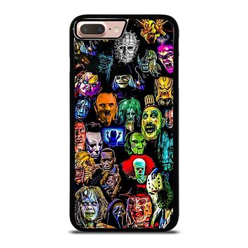 HORROR COLLECTION iPhone 8 Plus Case Cover