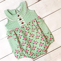 Spring & Easter Swoon By Serendipity Flora Bella Pocket Infant Bubble