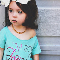 Kid's - I'm So Fancy Top