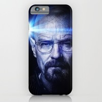WALTER WHITE - BLUE VERSION iPhone & iPod Case by Ylenia Pizzetti | Society6