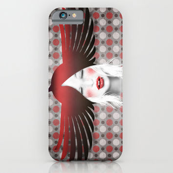 MonGhostX - Close, Fly, dreams... of a free world ! Peace. iPhone & iPod Case by LilaVert