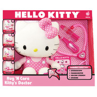 kittys doctor - hello kitty