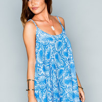 Bella Dress Sea Breeze