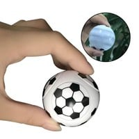 Football Fidget Spinner Hand Spinner Six Sides Fidget Toys Round Polyhedron Stress Reliver Handspinner EDC toys