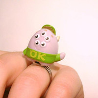 "Monsters University Rings - Scott ""Squishy"" Squibbles"
