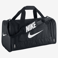 The Nike Brasilia 6 (Medium) Duffel Bag.