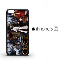 once upon a time wallpaper Y0852 iPhone 5C Case