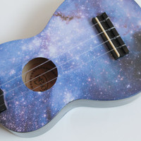 The galaxy ukulele