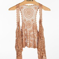 Daytrip Crochet Vest - Women's Vests | Buckle