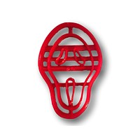 Scream Cookie Cutter