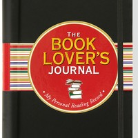 The Book Lover's Journal JOU