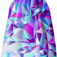 Purple + Teal created by House of Jennifer | Print All Over Me