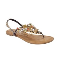 Womens Shi by Journeys Shore Sandal, Brown  Journeys Shoes