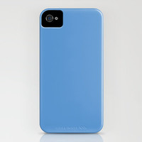 Blueberries In Milk iPhone Case by Color Project | Society6