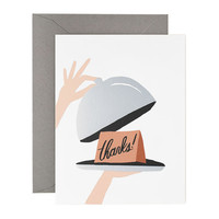 Hostess Thank You Card