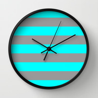 aqua Wall Clock by trebam