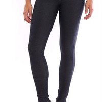 Pull On Knit Jegging