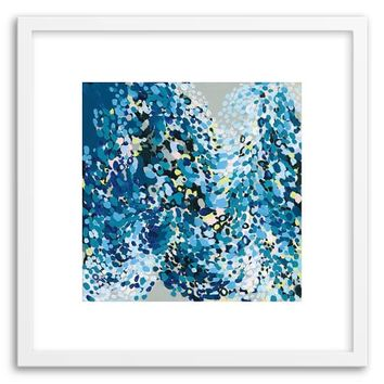 Minted for west elm - Dance In Blue