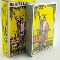 Vintage Unopened The Rider Tarot Deck - New in Box