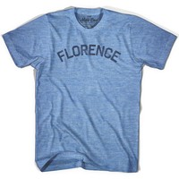 Florence City Vintage T-shirt