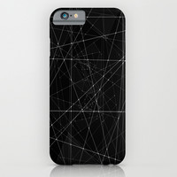 Constellations iPhone & iPod Case by Dood_L