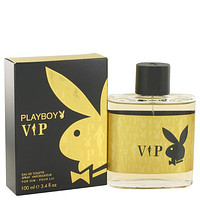 Playboy Vip by Playboy Eau De Toilette Spray 3.4 oz