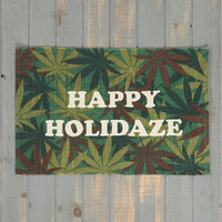 Urban Outfitters - Happy Holidaze Rug
