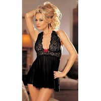 Cute Hot Deal On Sale Skirt Lace Sexy Backless Exotic Lingerie [6595688195]