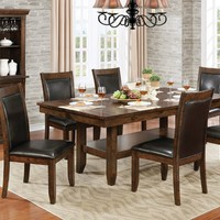 Marquen Transitional Counter Height Table
