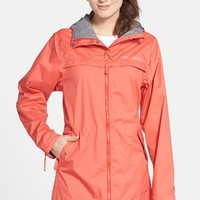 Women's Helly Hansen 'Calais' Helly Tech Packable Raincoat