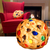 SCENTED CHOCOLATE CHIP COOKIE PILLOW